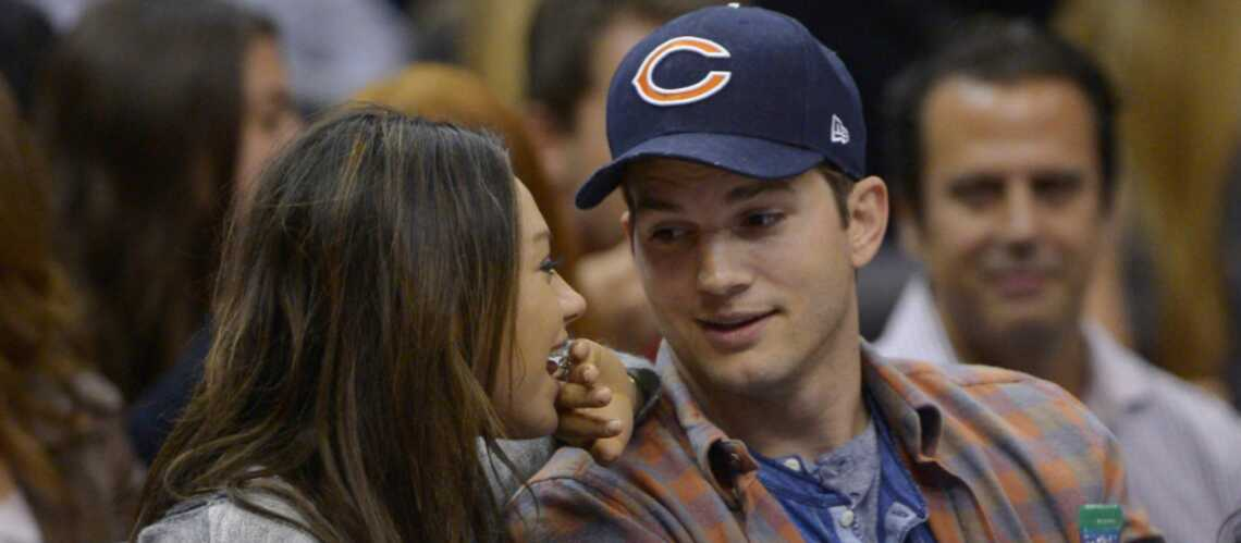 Ashton Kutcher et Mila Kunis, leur cher nid d'amour