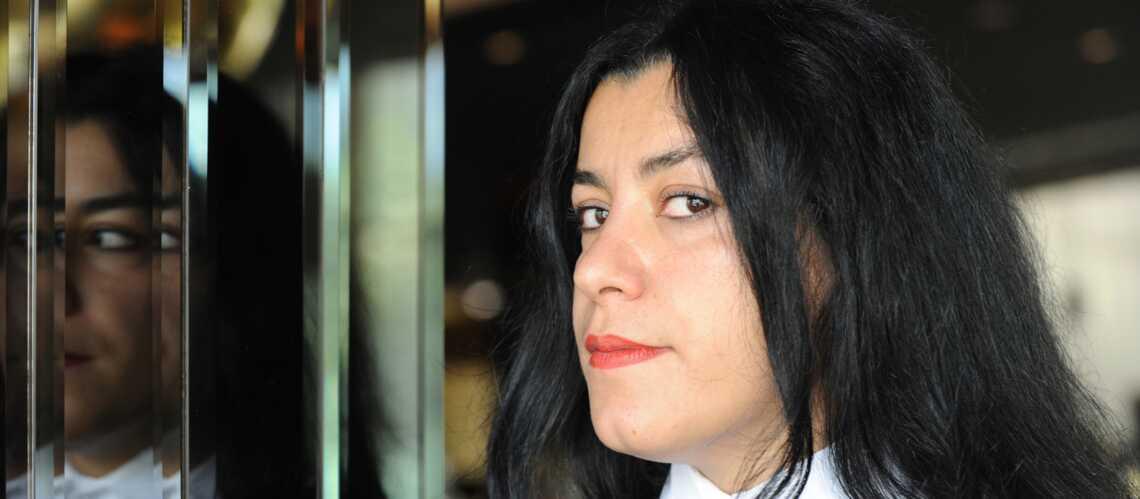 Marjane Satrapi: «Il faut essayer de changer le monde»