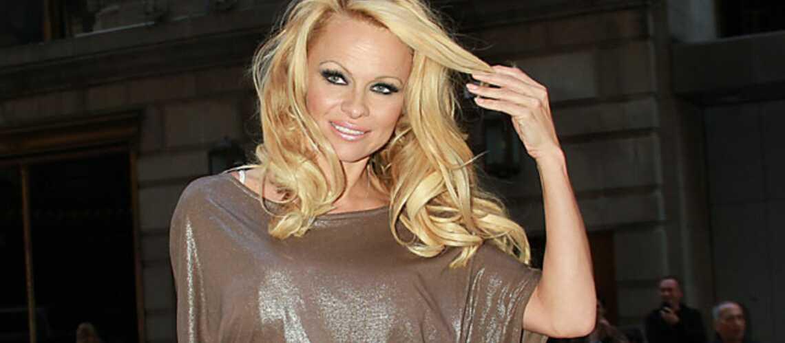 Pamela Anderson va jouer la Vierge Marie