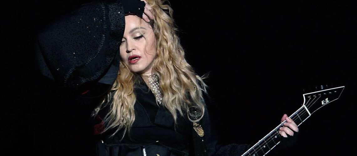 Madonna, son hommage à la vie…en rose