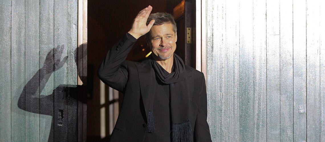 PHOTOS – Brad Pitt: sa nouvelle coupe de cheveux, un message à l'attention d'Angelina Jolie?
