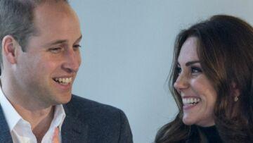 Kate Middleton révèle que devenir père n'a pas été «évident» pour le prince William
