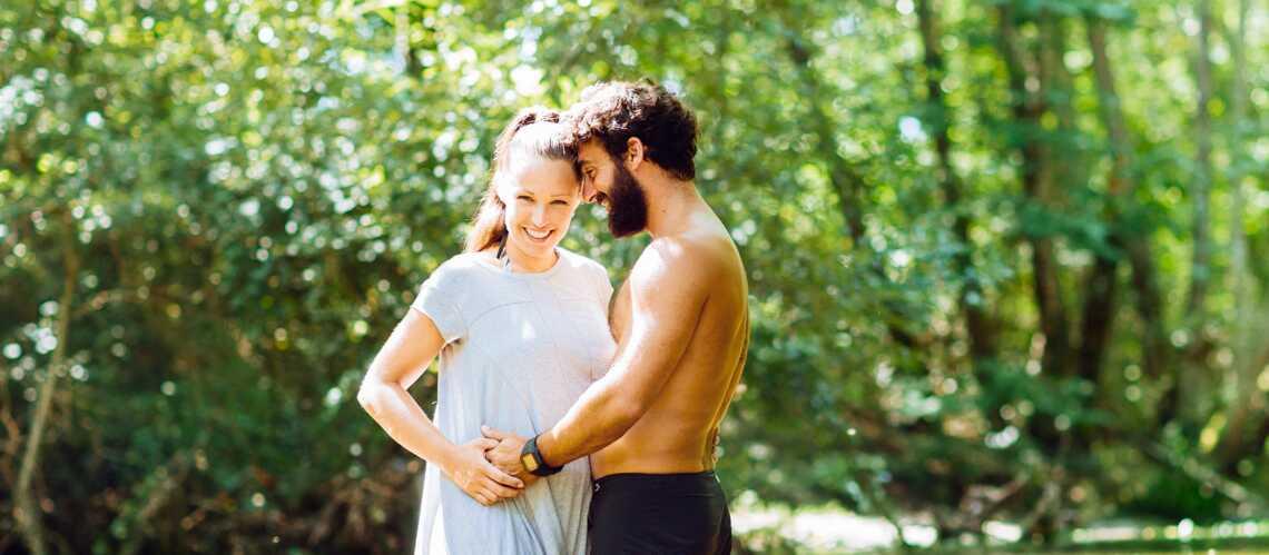 Natasha St-Pier: «J'étais pétrifiée en apprenant ma grossesse»