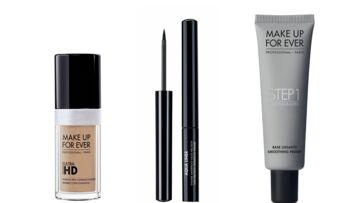 Shopping beauté – Les indispensables de Make Up For Ever