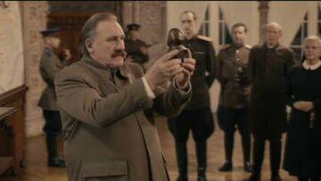 Photos – Gérard Depardieu est Joseph Staline