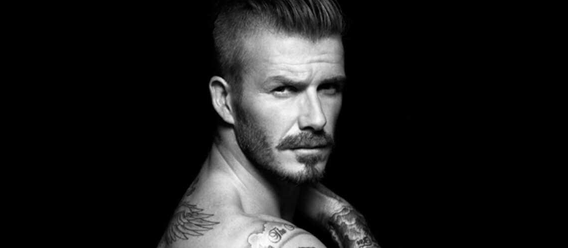 David Beckham: encore plus de slip!
