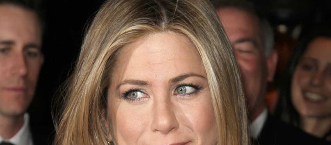 Jennifer Aniston n'est pas jalouse des Brangelina