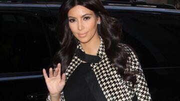 Les bonnes résolutions de Kim Kardashian