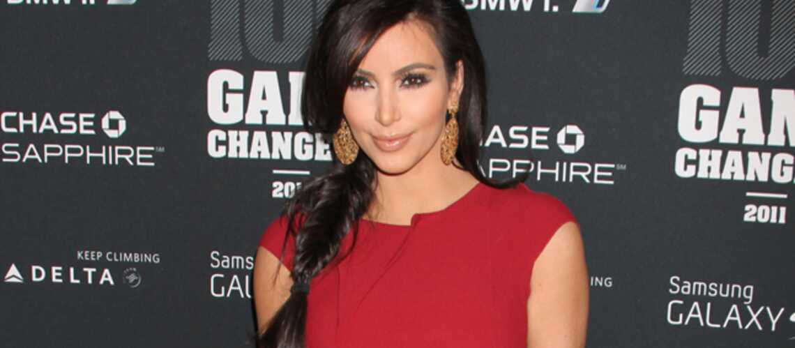 Kim Kardashian: 460000 euros pour le Nouvel An