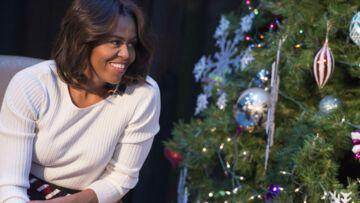 Michelle Obama va demander des pyjamas au Père Noël