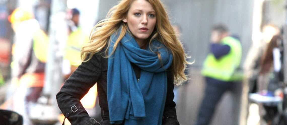 Shop­ping mode – Blake Lively