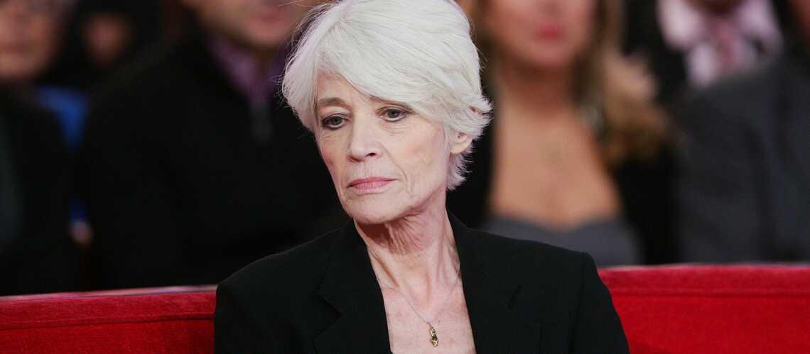 """Françoise Hardy: """"les médecins ont constaté que c'était fini"""""""