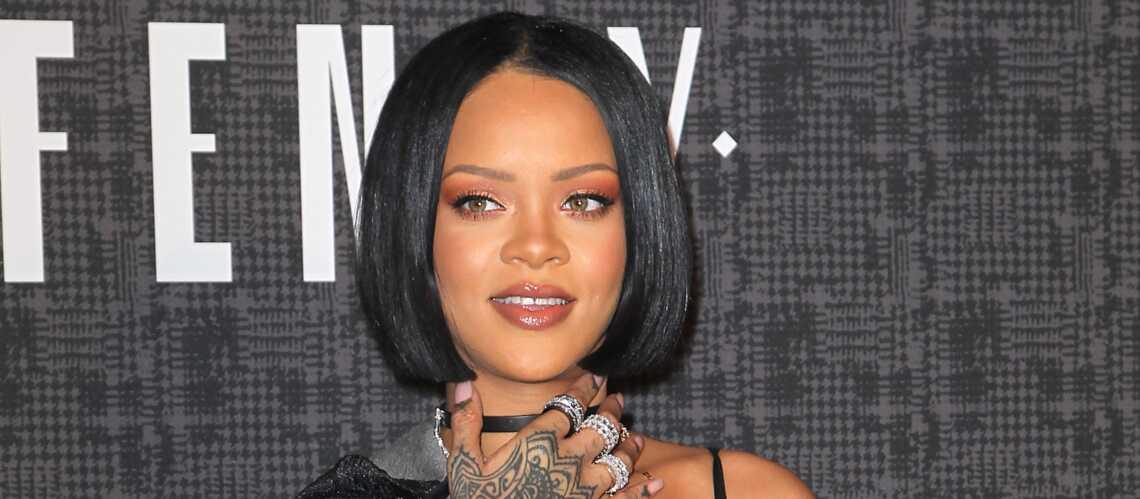 Pourquoi Rihanna n'était pas sur scène aux Grammy Awards
