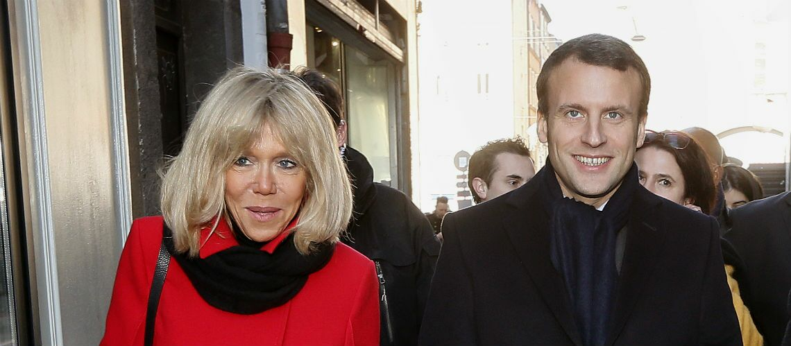 Emmanuel Macron a raté son concours à Normal Sup à cause de sa femme Brigitte