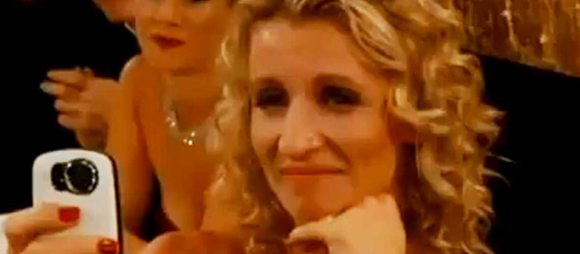Alexandra Lamy, l'œil amoureux