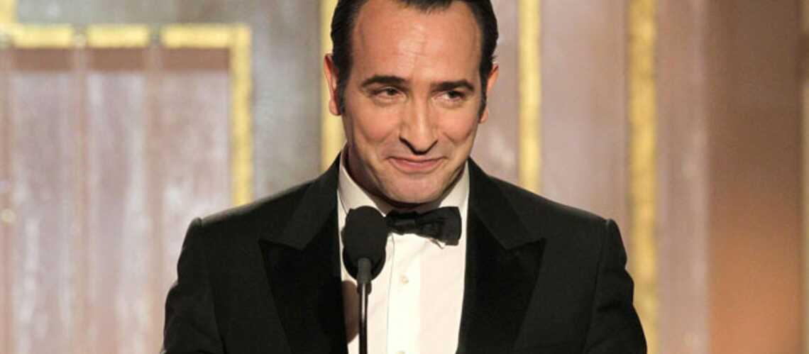 Jean Dujardin triomphe aux Golden Globes