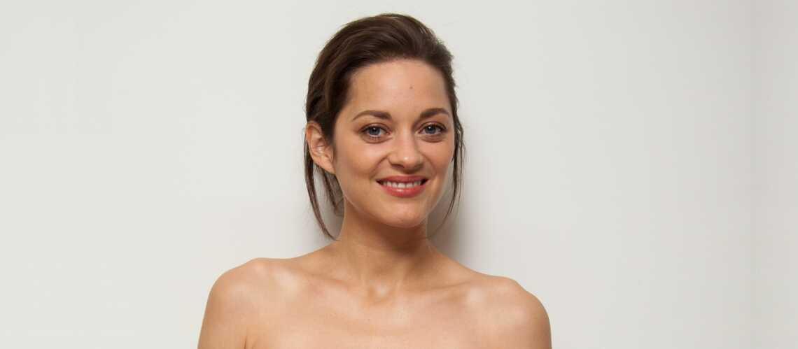 EXCLU – Marion Cotillard se confie sur l'arrivée prochaine de son bébé