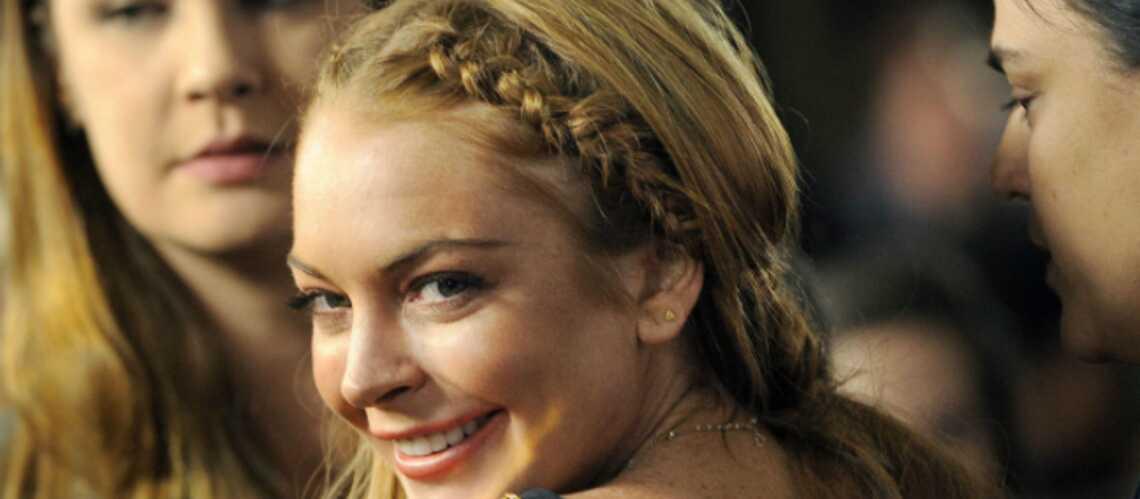 Lindsay Lohan négocie 2 millions de dollars avec la reine du talk-show