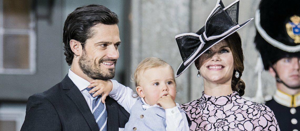 PHOTOS – La famille royale de Suède réunie pour le 40ème anniversaire de la princesse Victoria