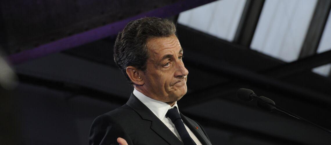 Nicolas Sarkozy, grillé!