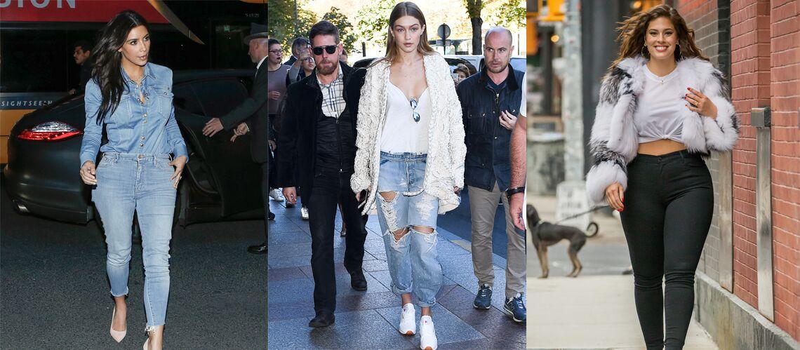 SHOPPING – Pantalon en jean: comment le choisir selon sa morphologie?