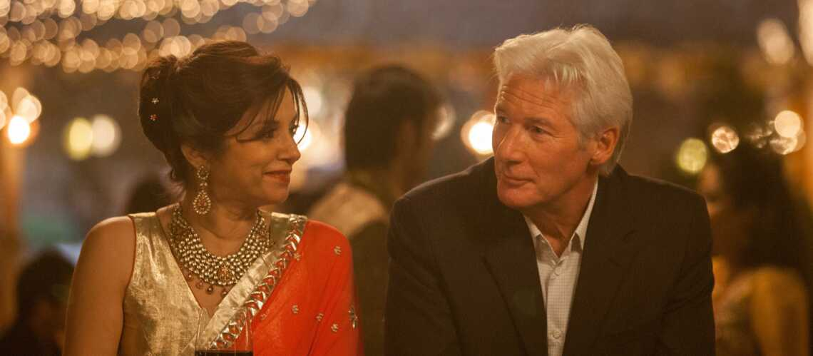 Richard Gere est le nouveau pension­naire de L'Indian Palace