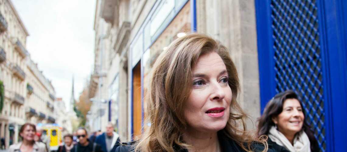Valérie Trierweiler en campagne contre Nicolas Sarkozy?