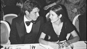 Carrie Fisher révèle avoir eu une liaison avec Harrison Ford sur le tournage de Star Wars