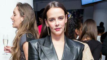 PHOTO – Pauline Ducruet, la fille de Stéphanie de Monaco, ultra sexy en veste et slim en cuir