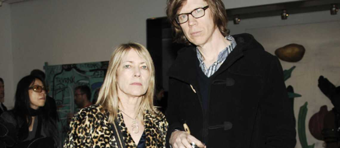 Sonic Youth, son couple fonda­teur divorce