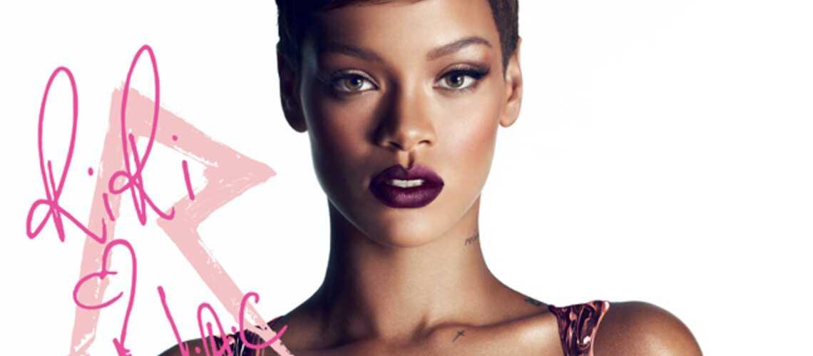 Rihanna loves M.A.C. Cosmetics