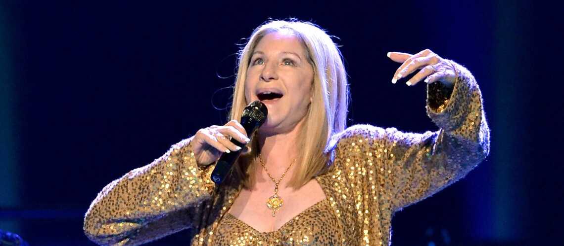 Barbra Streisand voit double dans son nouvel album