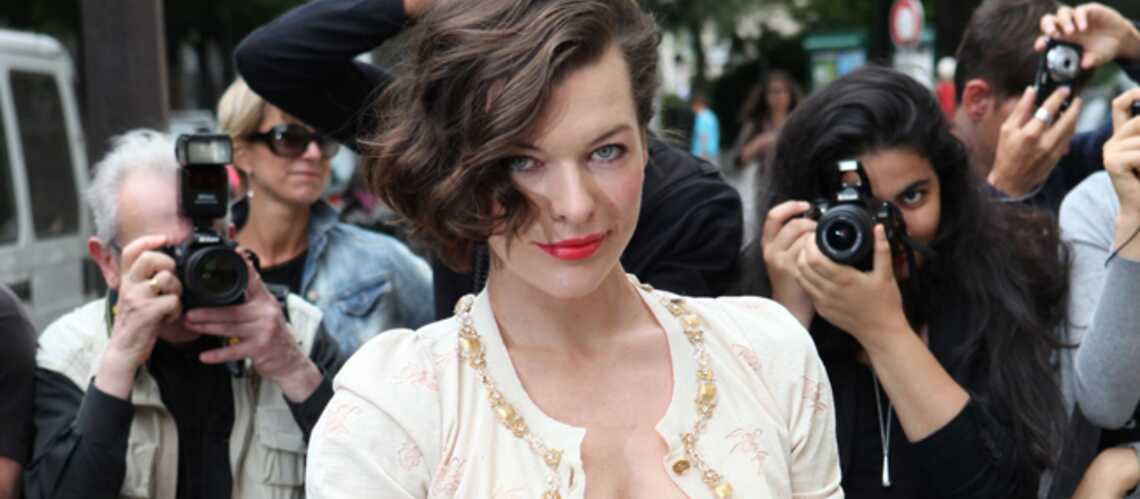 Les secrets de Milla Jovovich