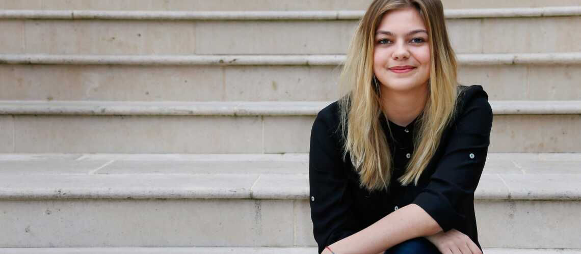Louane Emera, chan­teuse, actrice et main­te­nant anima­trice