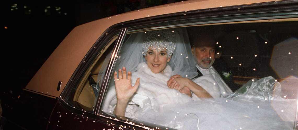 Il y a 20 ans, Céline Dion épousait René
