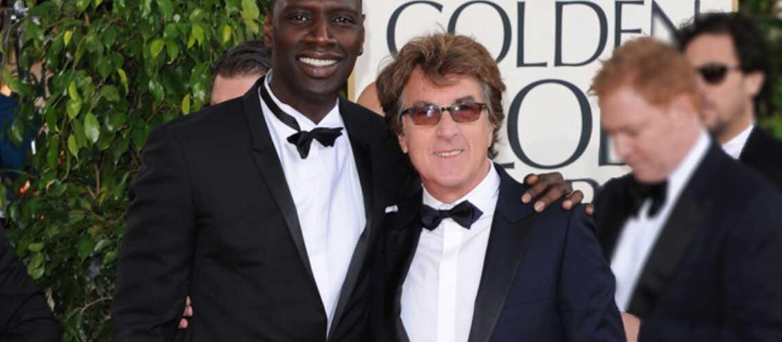 Omar Sy et François Cluzet étaient bien aux Golden Globes