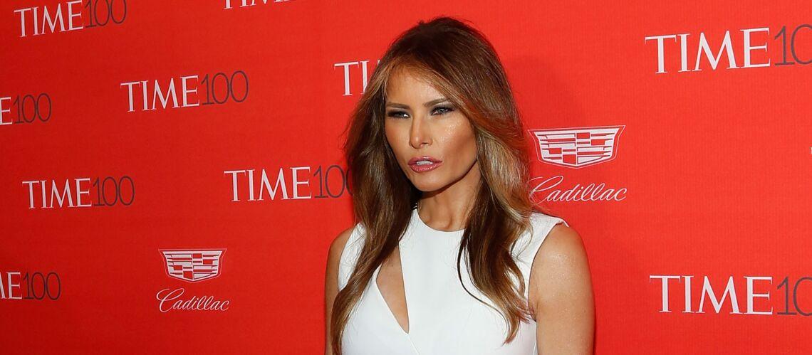 Melania Trump, qui «ne souhaitait pas devenir First Lady», refuse de vivre à la Maison Blanche
