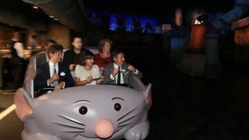 Photos- Anne Hidalgo s'offre un peu de Ratatouille à Disney