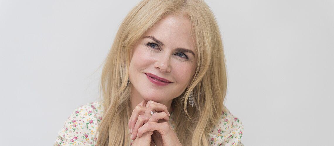 PHOTO – À 50 ans, Nicole Kidman se lâche comme jamais pour un shooting en cow girl sexy
