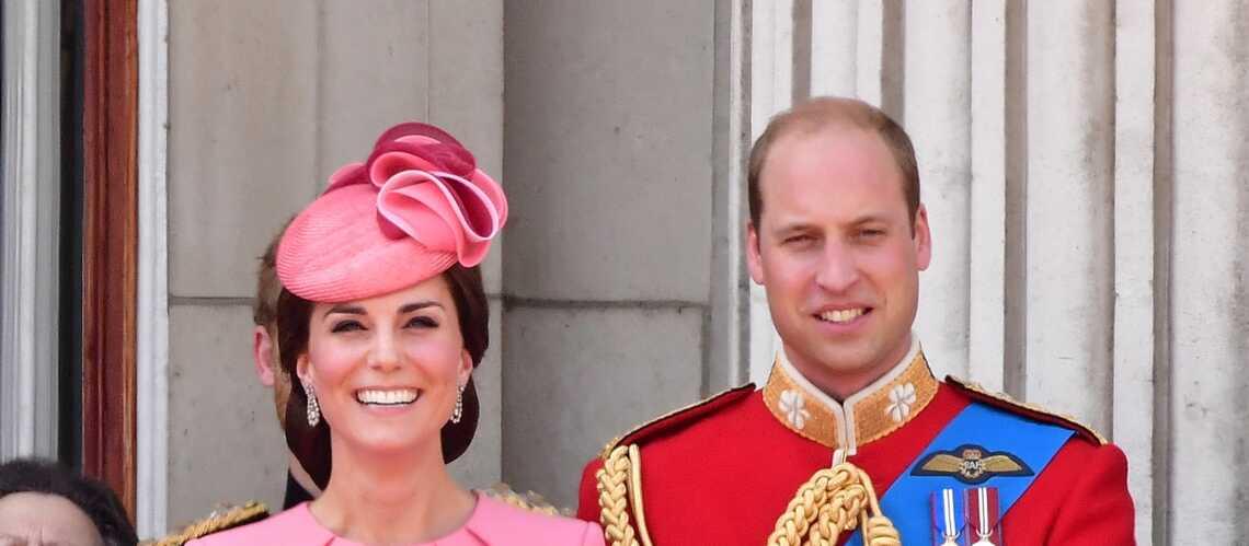 PHOTOS – Kate Middleton et princesse Charlotte, sublimes en rose pour l'anniversaire d'Elisabeth II
