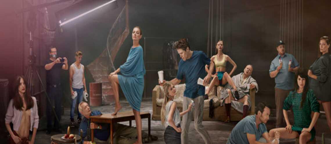 nympho ma niac lars von trier pr sente ses acteurs dans un tableau rotique gala. Black Bedroom Furniture Sets. Home Design Ideas