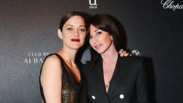 Cannes by night – Marion Cotillard au Club by Albane