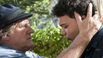 Festival de Cannes: l'émotion visible de Gérard Depardieu