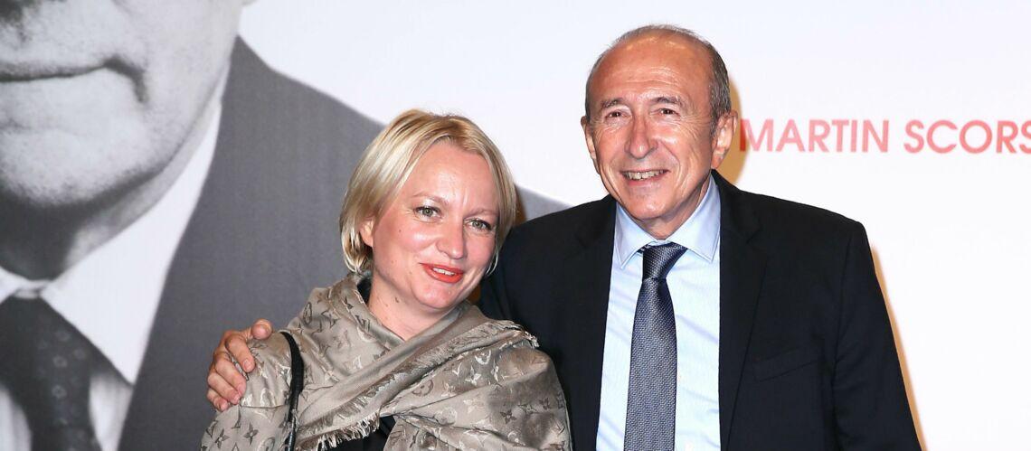 PHOTOS – La femme de Gérard Collomb a 30 ans de moins que lui