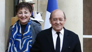 PHOTOS – Jean-Yves Le Drian qui est sa femme?
