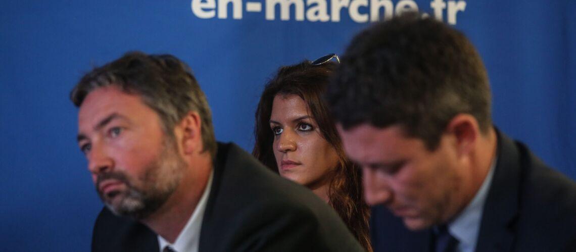 PHOTO: Marlène Schiappa Ministre des Droits des Femmes viendra-t-elle avec ses filles aux réunions?