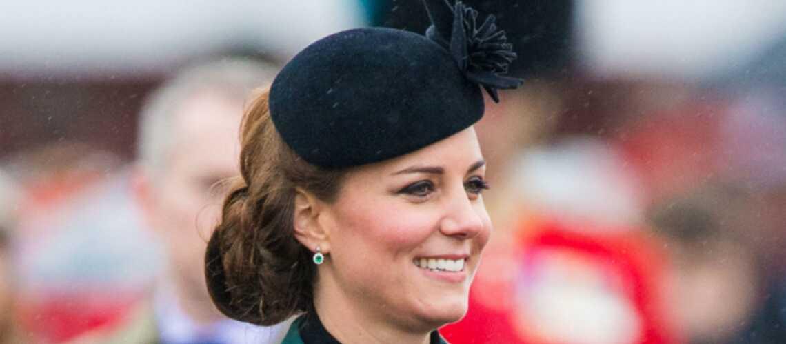 Kate et le prince William fêtent la Saint Patrick