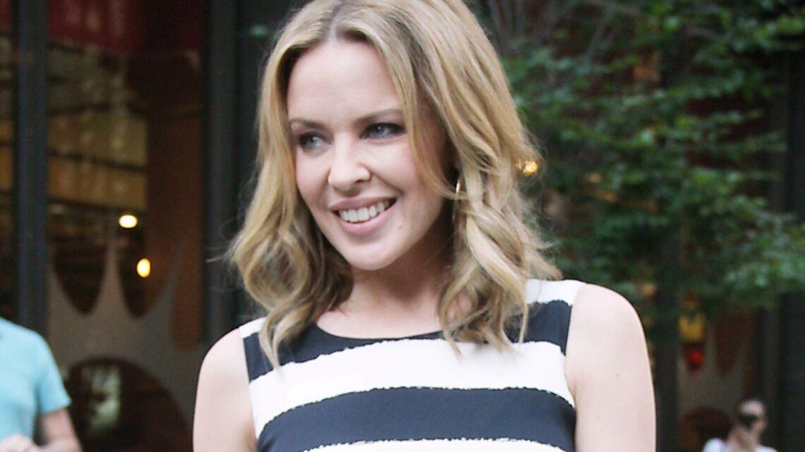 Vidéo – Kylie Minogue de retour avec Kiss Me Once