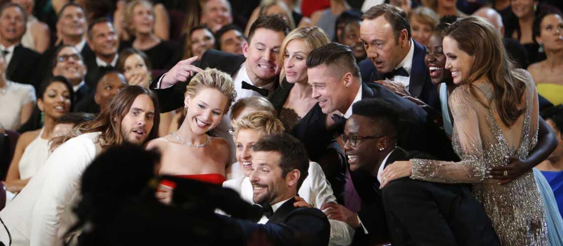Selfie: pourquoi les stars en sont dingues