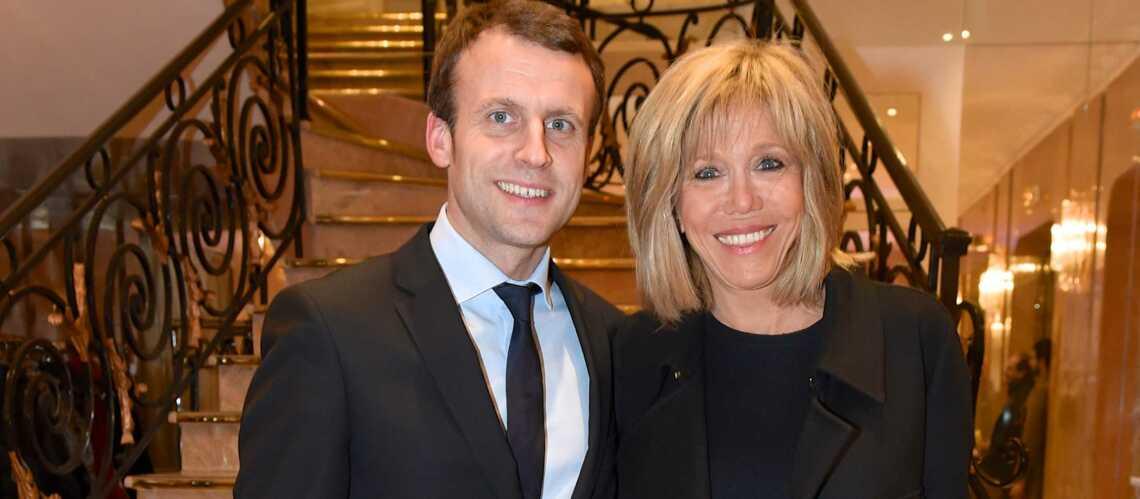 Madame Macron: la vraie première dame, c'est elle!